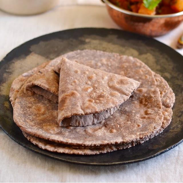 Uttarakhand -- Mandua ki Roti