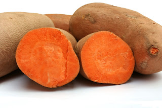 Superfood No. 2: Sweet Potatoes
