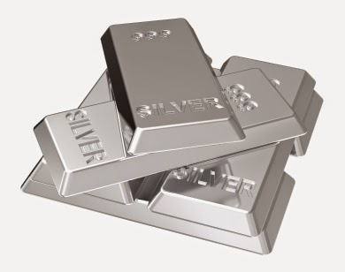 Silver to avg $15.8 an ounce in 2015: Natixis