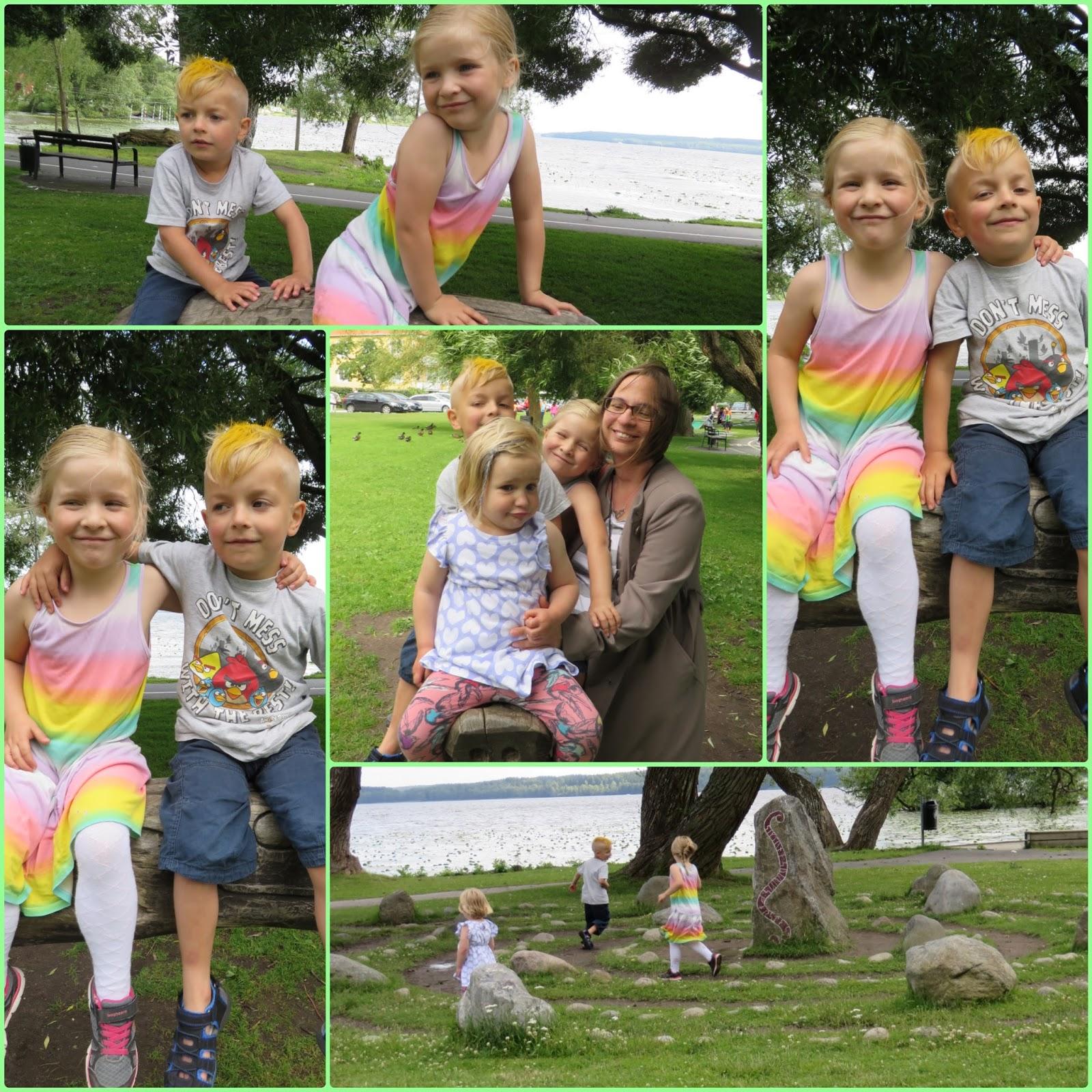 Familjen sundström: frisör och mys i sigtuna