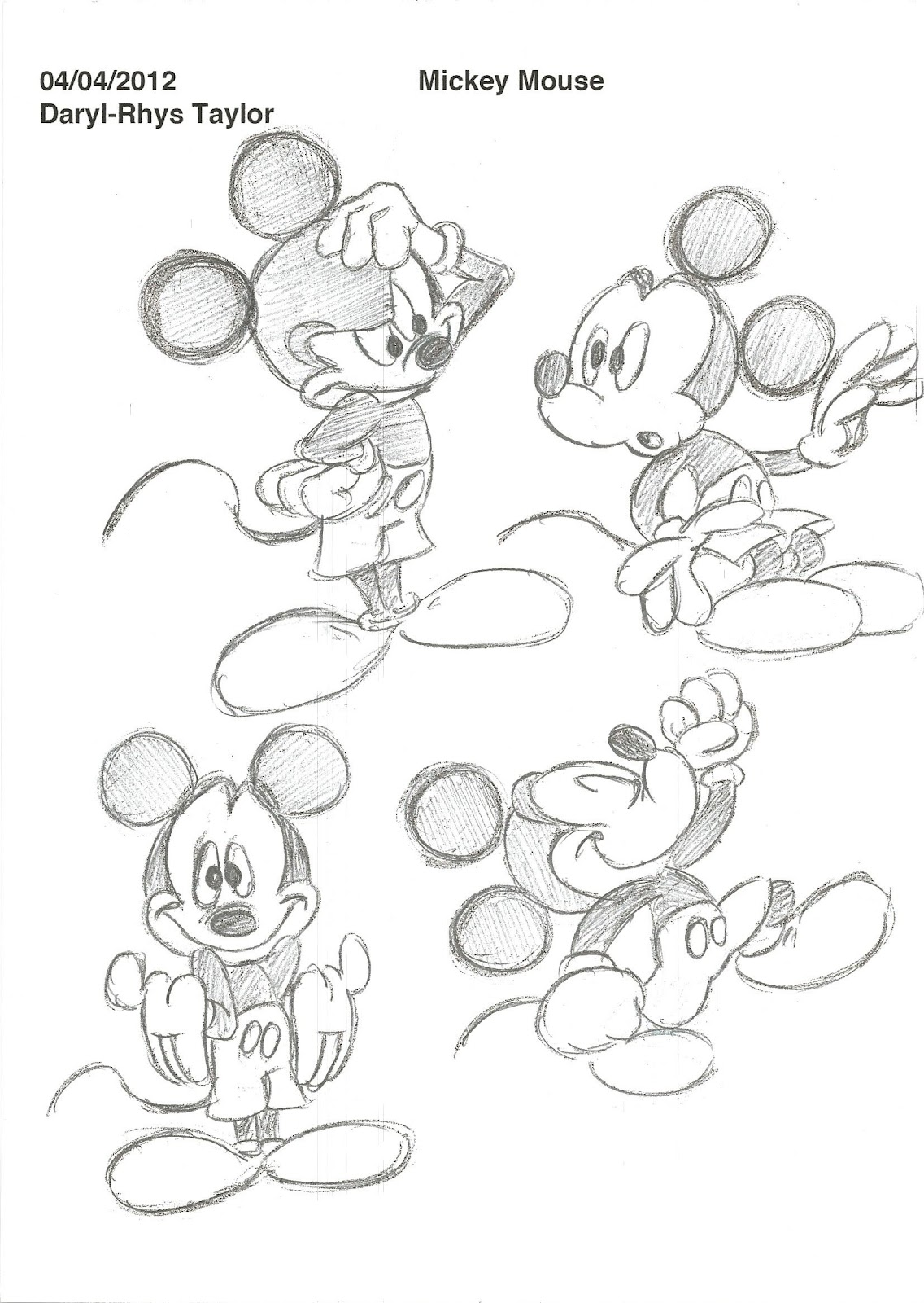 Image Result For Mickey Pluto Coloring
