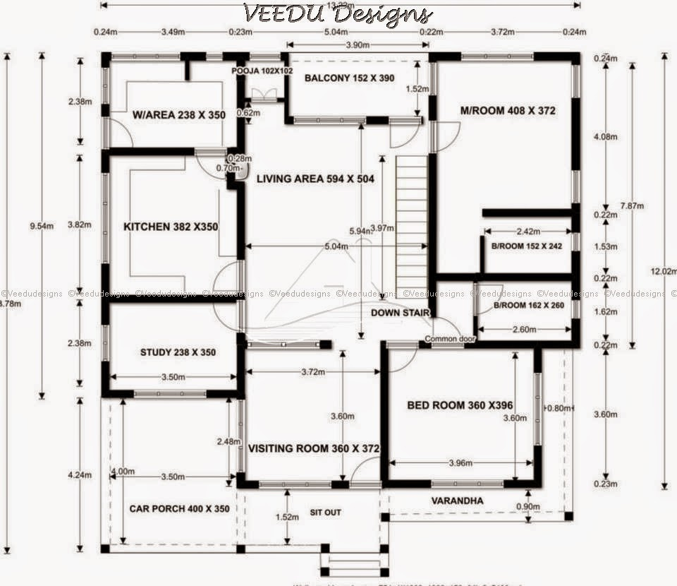 Veedu plans joy studio design gallery best design for Veedu plans and elevations