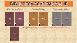 BIBLIOTECA ACADÉMICA CLIE COMPLETA