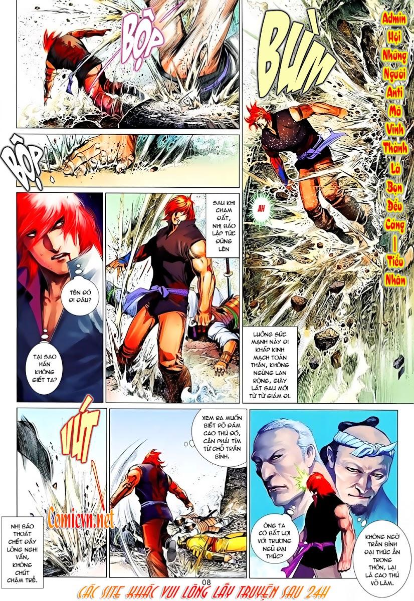 Phong Vân chap 637 Trang 8 - Mangak.info