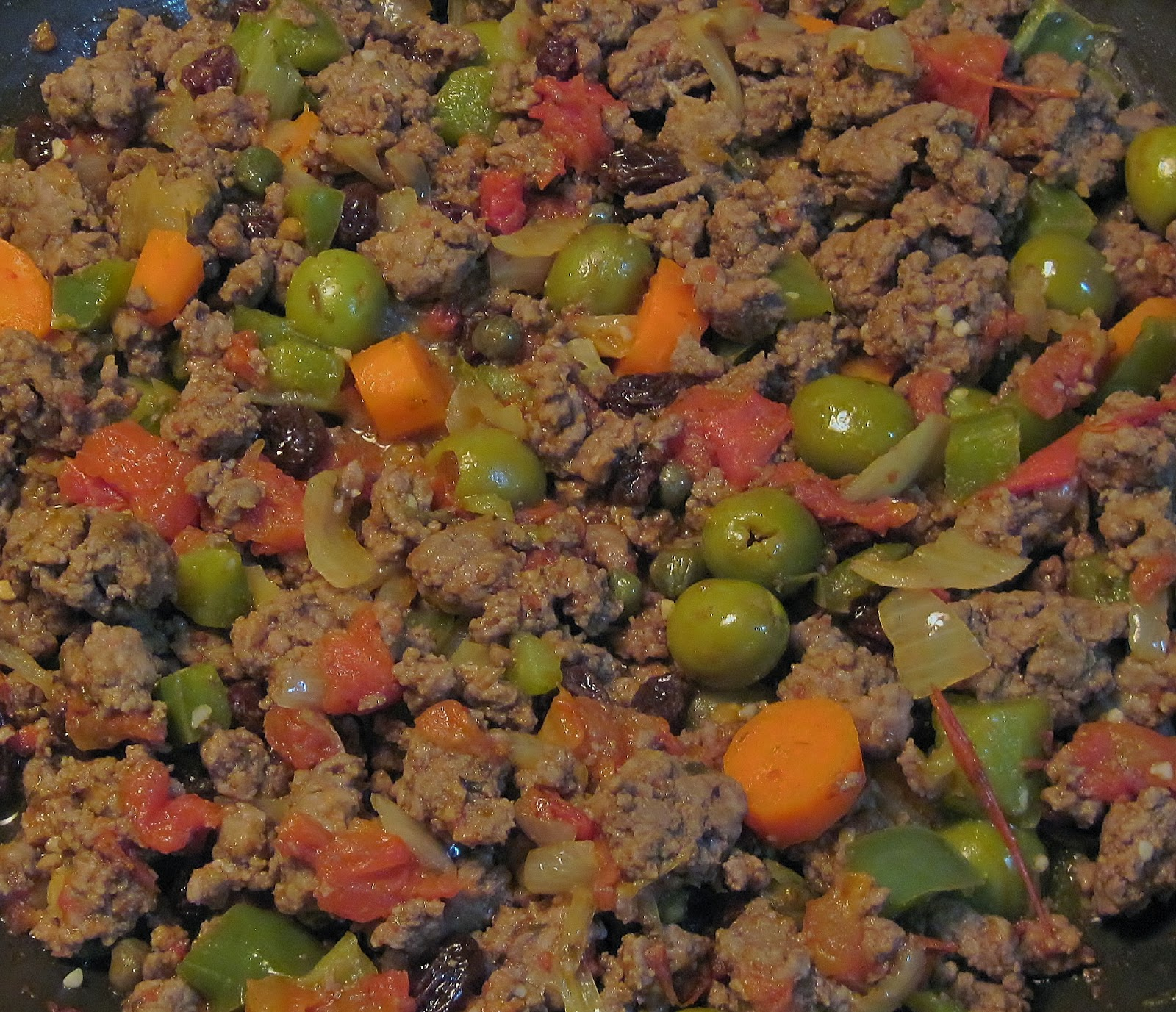 Cuban Picadillo Recipe — Dishmaps