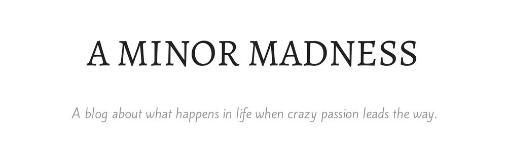 a minor madness