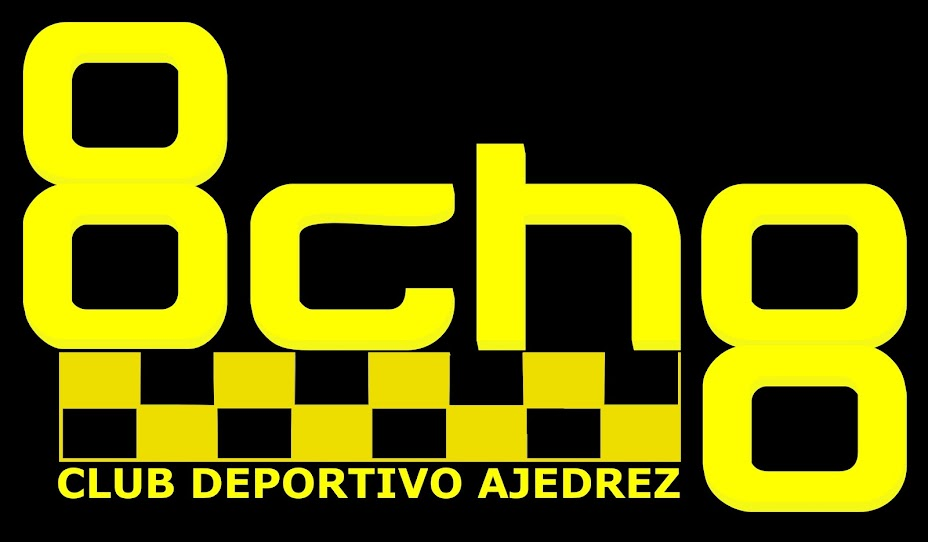 OCHO CLUB DEPORTIVO AJEDREZ