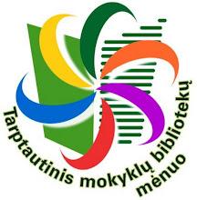 Spalis - tarptautinis mokyklų bibliotekų mėnuo