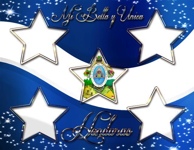 Feliz Día de la Bandera de Honduras - 1 de Septiembre (11 fotos