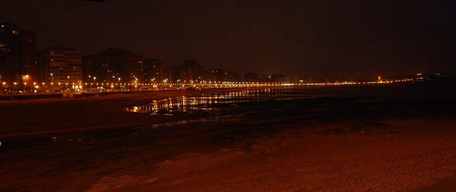 gijon noche asturias