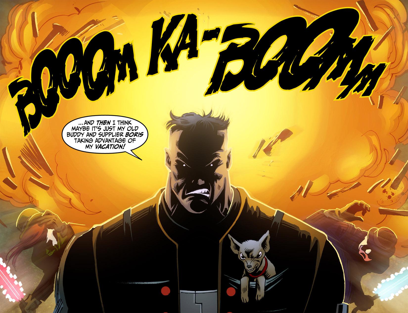 Batman Beyond (2012) Issue #3 #3 - English 7