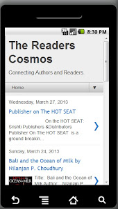 The Readers Cosmos Android App