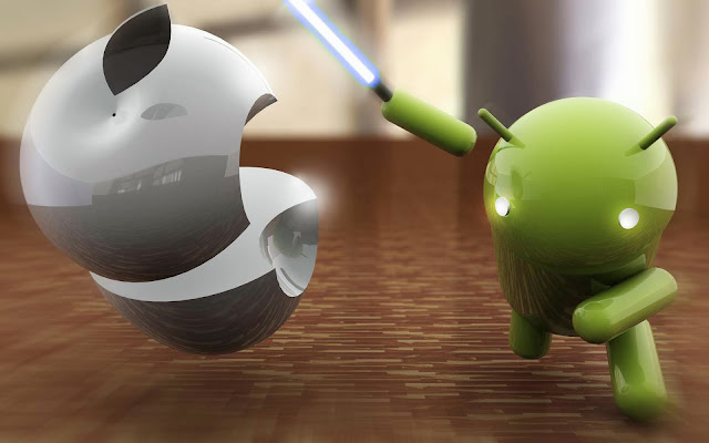 Android better than iPhone