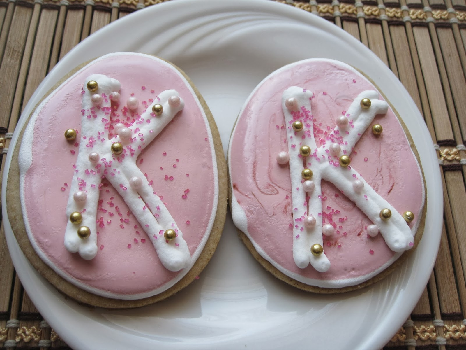 how to make hard sugar cookie icing