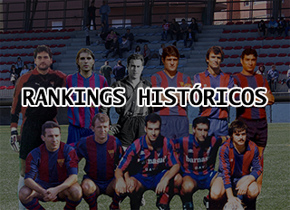 Rankings Históricos