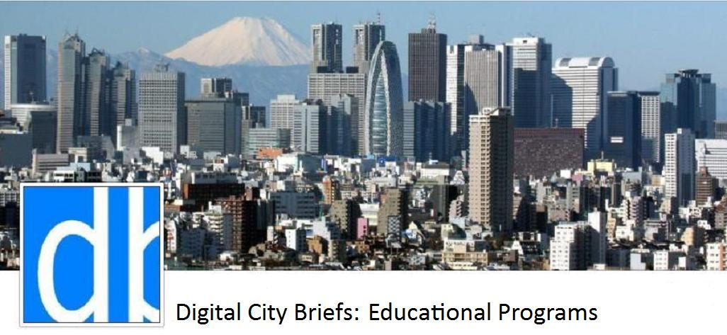 Digital City Briefs: Noteworthy Educational Programs