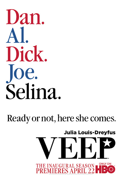 Veep coming April to HBO