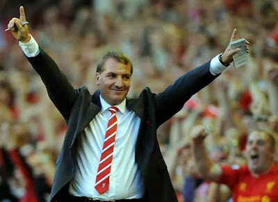 Brendan Rodgers Liverpool Manager 20132014