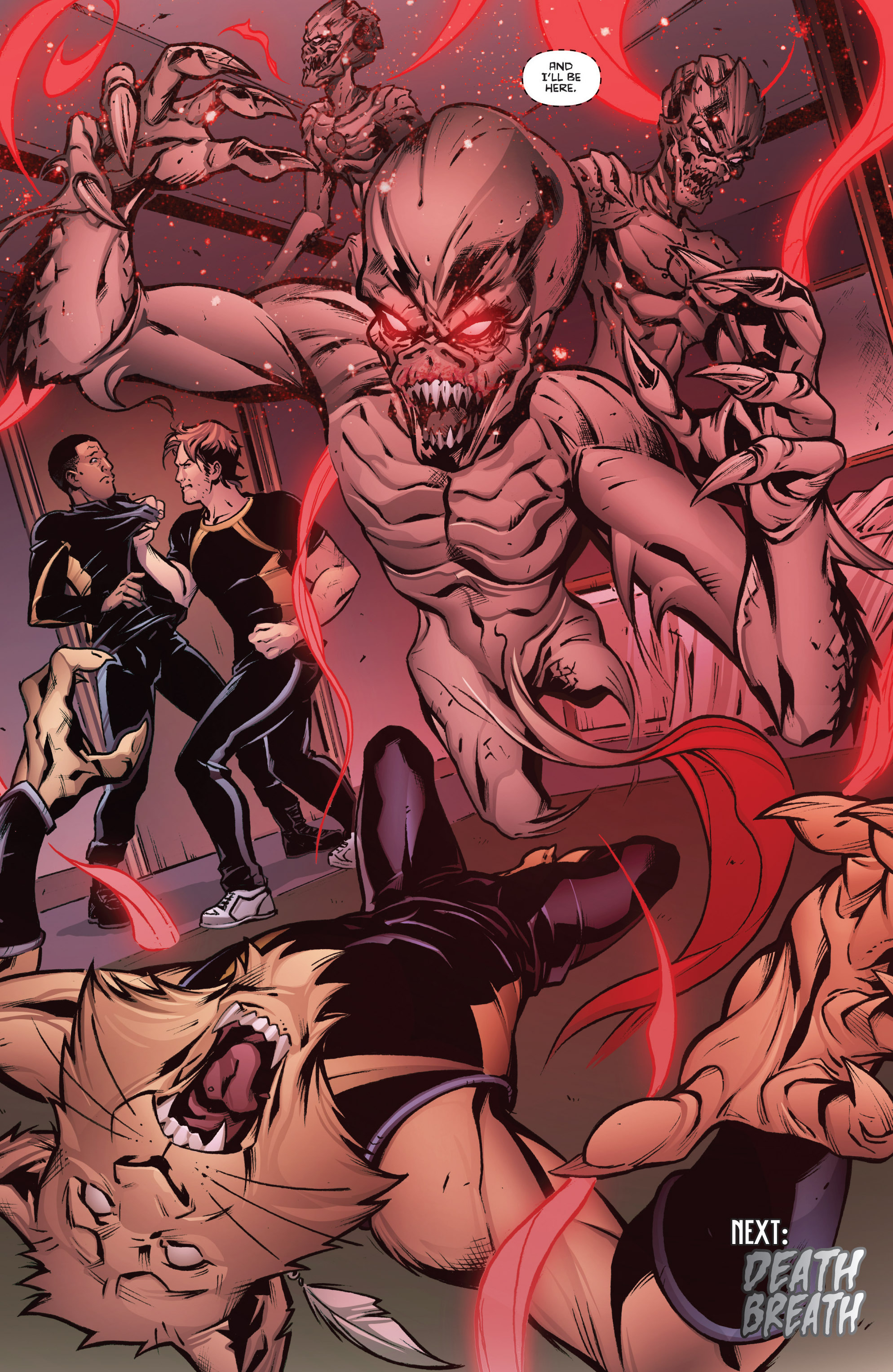 Grimm Fairy Tales (2005) Issue #113 #116 - English 24