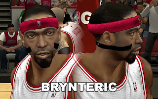 NBA 2K13 PC Patches Modding Bulls Pack