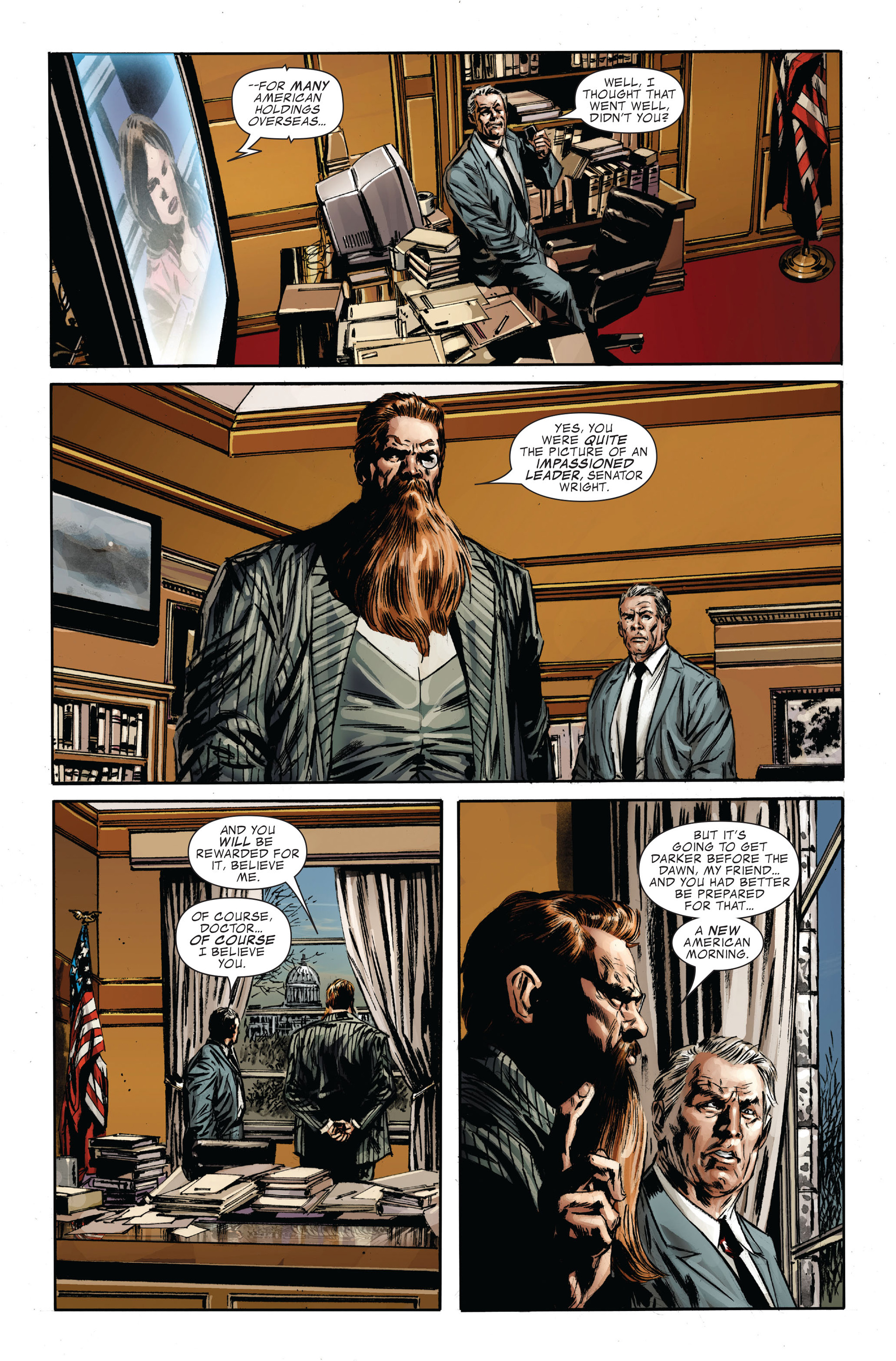 Captain America (2005) Issue #35 #35 - English 6