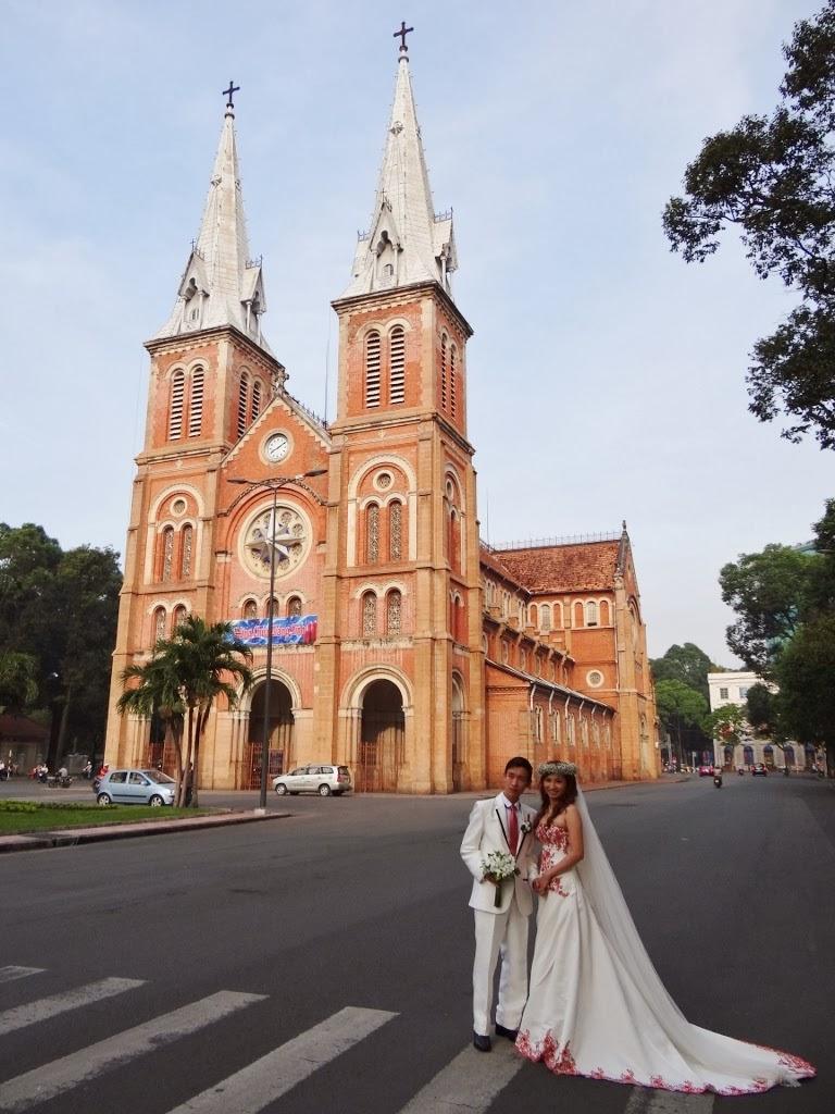 Katedra Notre Dame - Sajgon