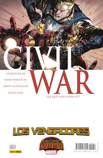 www.nuevavalquirias.com/comprar-los-vengadores-vol-4-59-civil-war.html