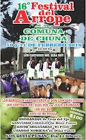 16º Festival del Arrope en Chuña