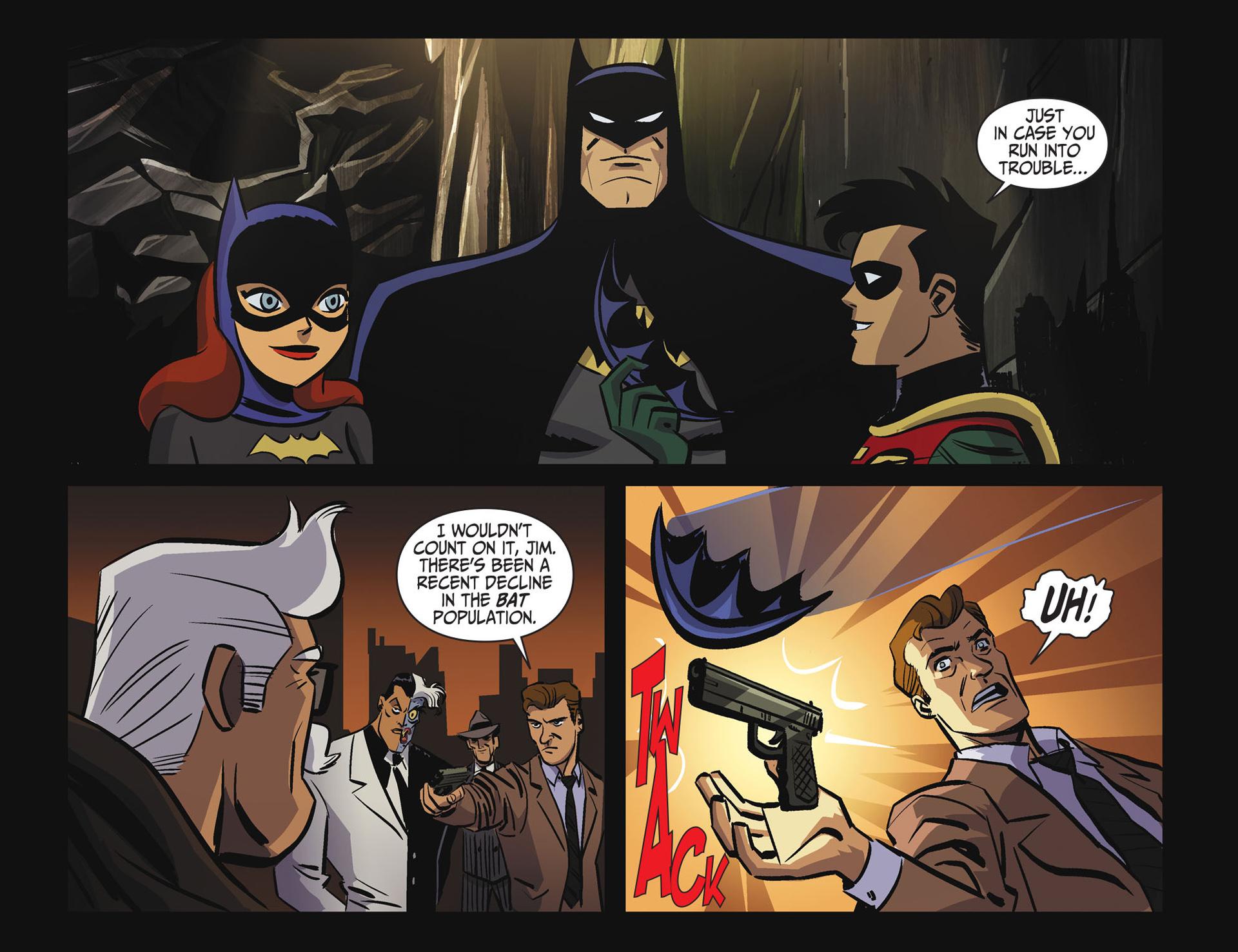 Batman Beyond 2.0 #16 #25 - English 17