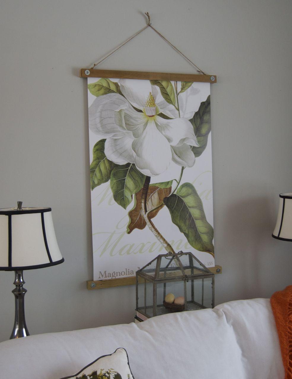 Dear matsutake matsutake for Hanging art without frames