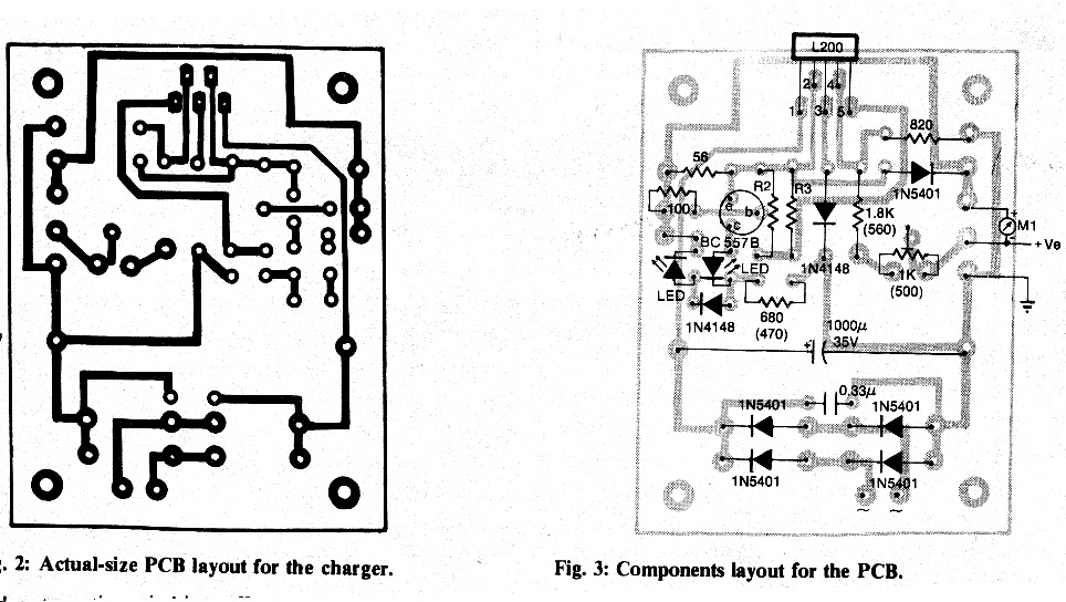 various diagram  6v 12v constant current battery charger