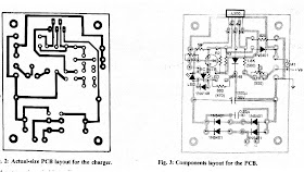 Various diagram: 6V 12V Constant Current Battery Charger Circuit PCB Layout  AddedVarious diagram