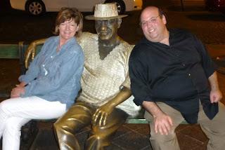 Sue Bowler & Robbie Furman