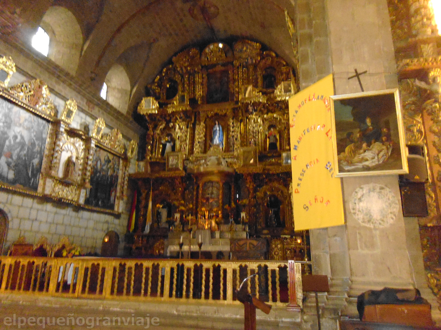 catedral, La Paz