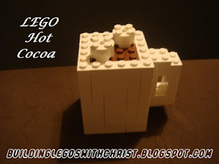 Cool LEGO Creation - Hot Cocoa