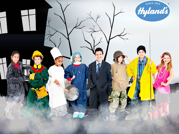 Enter Hyland's Halloween Costume Contest!