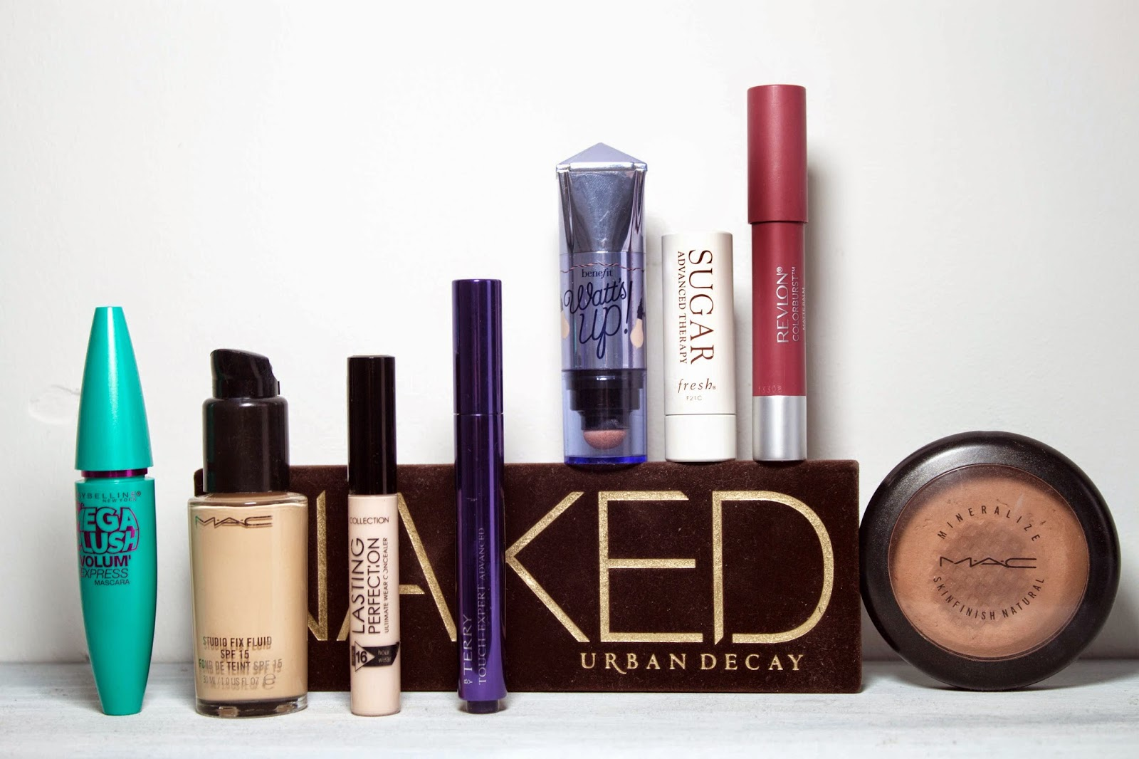BEAUTY : CURRENT MAKE-UP FAVOURITES