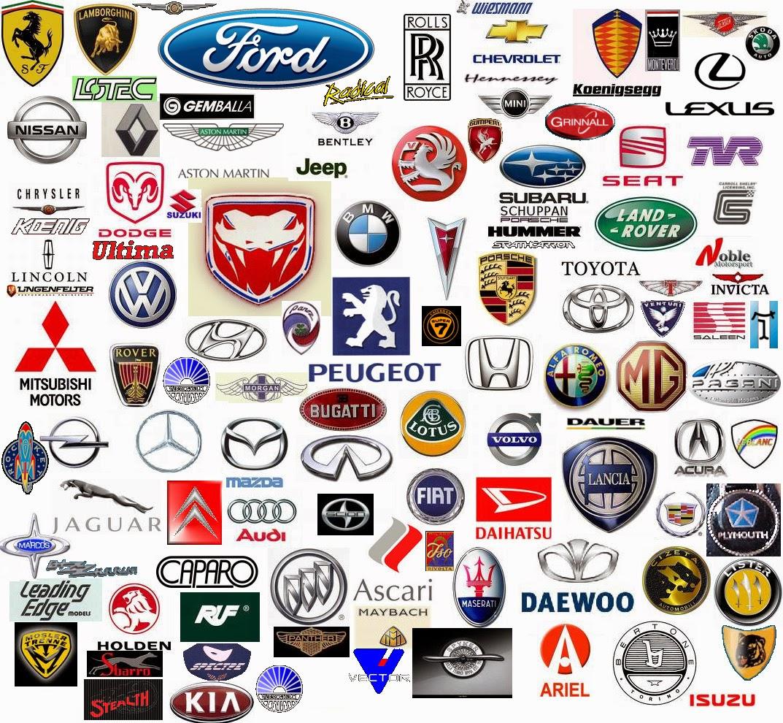 Auto Company Logos