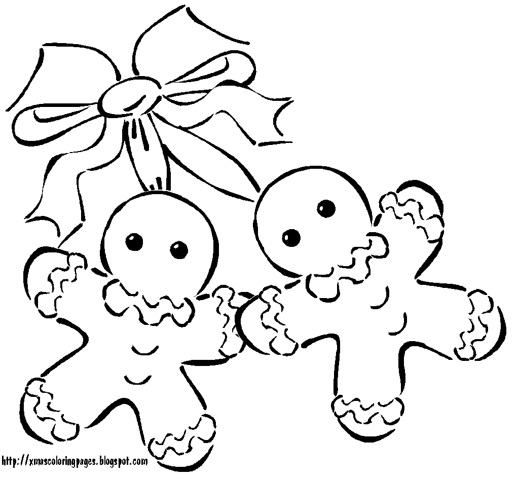 Christmas Pictures To Print And Color