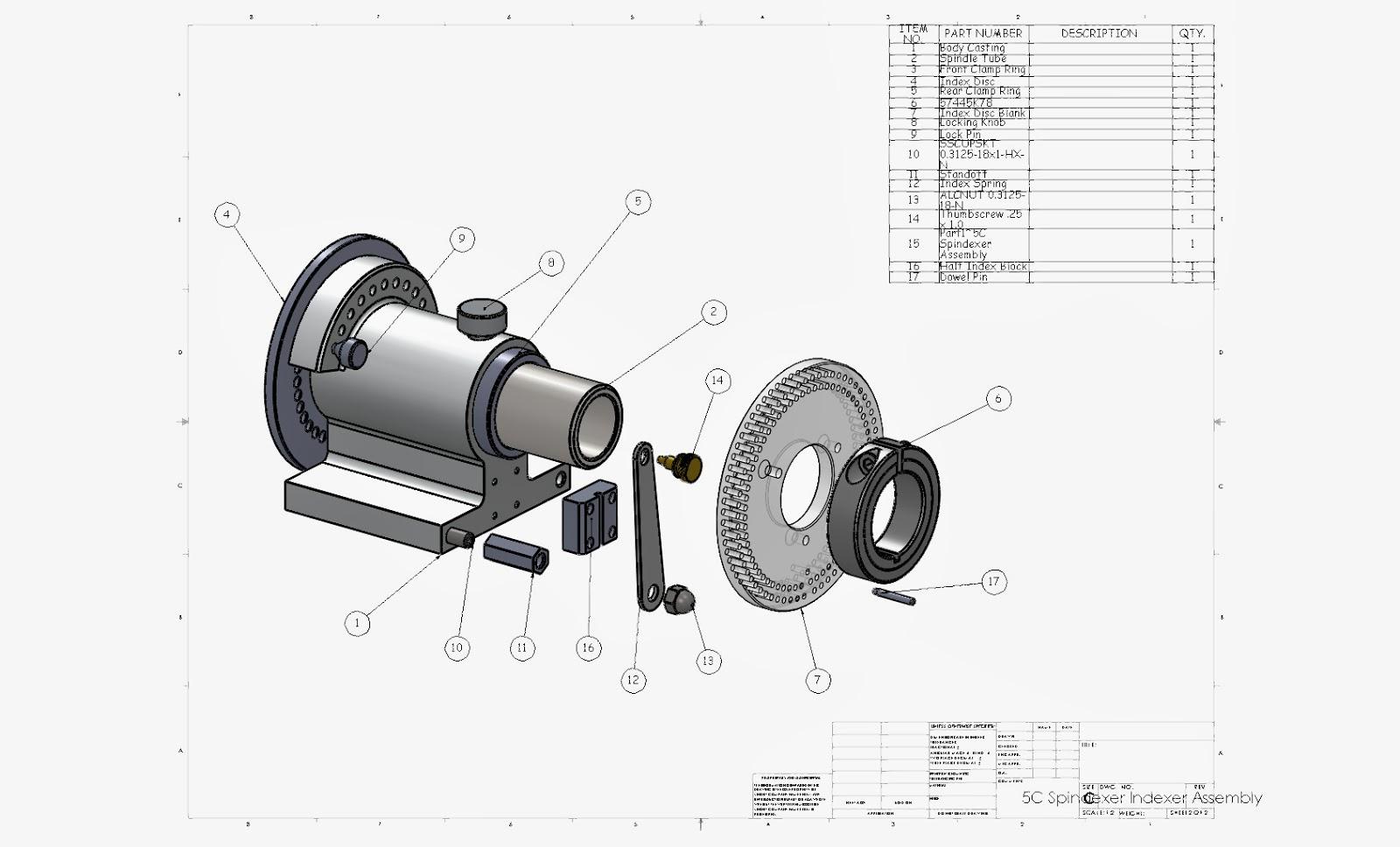 5c collet indexer manual