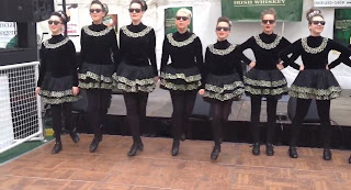 Irish dancers go Gangnam Style for performances (An Daire)