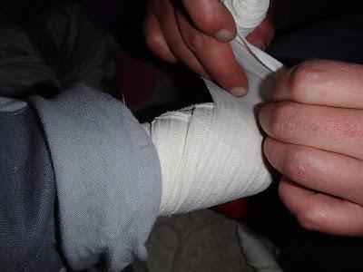 Orawa, Lipnica Wielka, pierwsza pomoc, bandażowanie, szkolenie