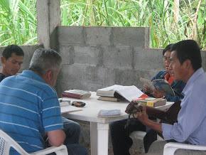 En Shimpis, provincia de Morona Santiago con la comunidad Shuar