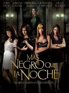 Más Negro Que La Noche [2014] Audio Latino DVDrip XviD [NL][RG][UP][LT][1F]