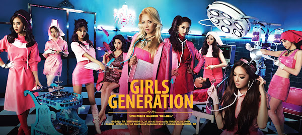 snsd mr mr cover wide
