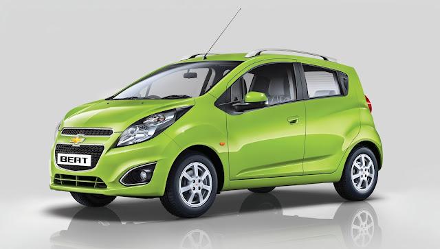 Chevrolet Beat 2016 India