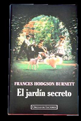 El susurro de los libros el jard n secreto frances for El jardin secreto pelicula