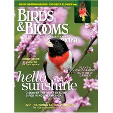 Published in Birds and Blooms Extra May 2011