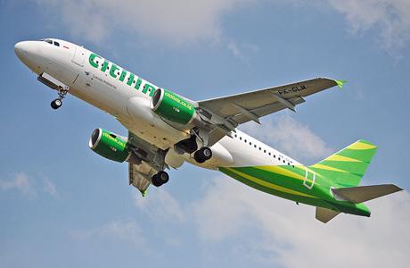 Citilink A320 PK-GLM