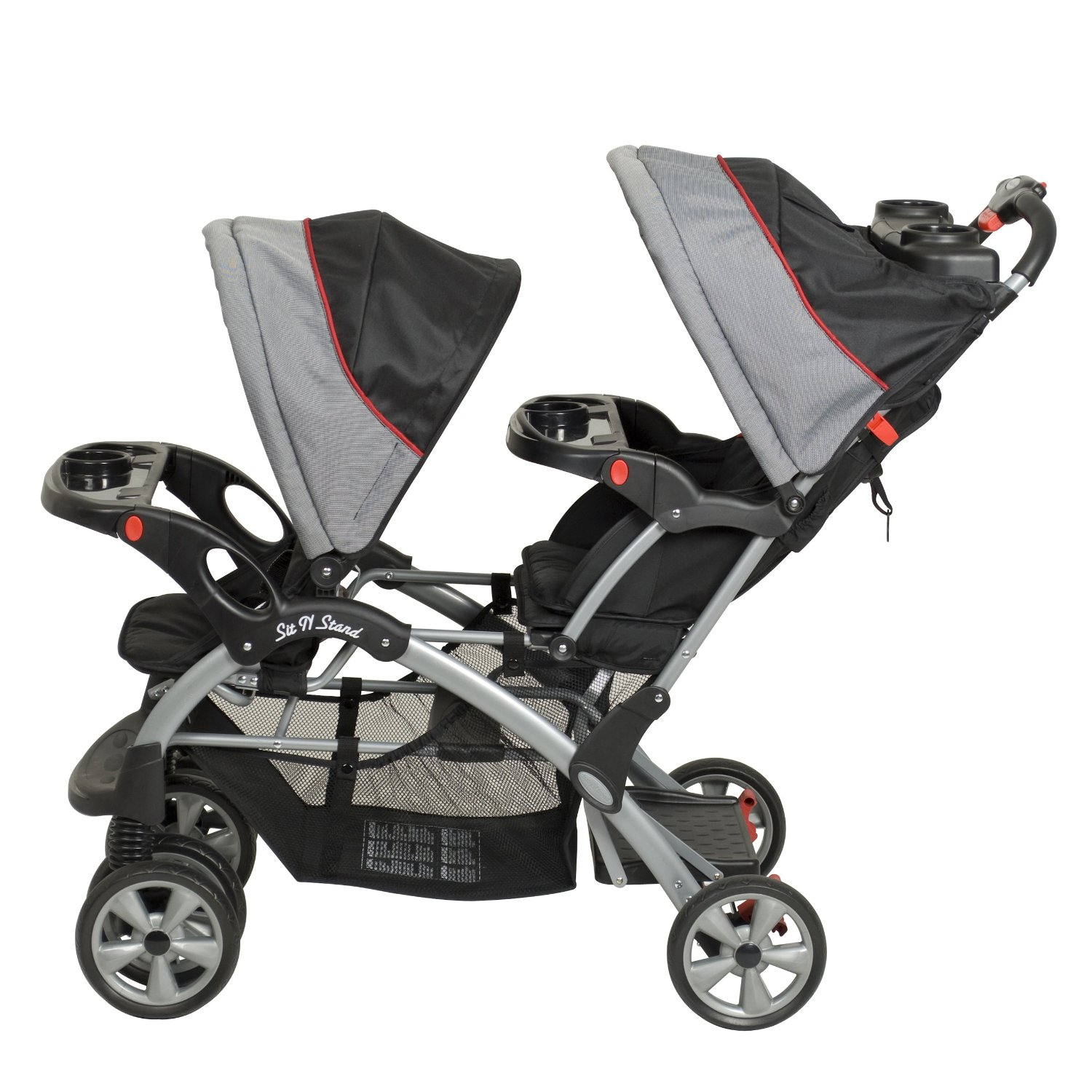 Baby trend jogging stroller and graco car seat baby strollers - Baby Strollers Near You Baby Trend Millennium Stroller